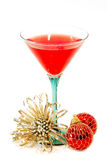 Holiday Drink Stock Photo