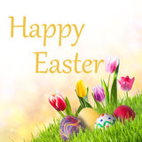 Holiday Easter Background Stock Photography