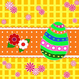 holiday Easter eggs Stock Photos