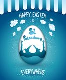 Holiday Easter everywhere Royalty Free Stock Images