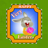 Holiday easter. royalty free illustration