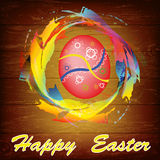 Holiday easter vector illustration