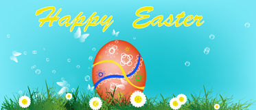 Holiday easter royalty free illustration