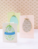 Holiday, easter postcard Royalty Free Stock Images