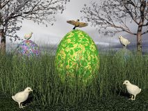 Holiday of Easter Royalty Free Stock Photography