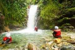 Holiday In Ecuador Stock Photo
