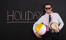 Holiday! Royalty Free Stock Image