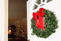 Holiday Entrance Stock Photos