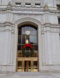 Holiday Entrance Royalty Free Stock Photo