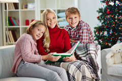 Holiday evening Stock Image