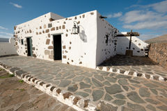 Holiday Farmhouse, Lanzarote Stock Image