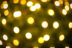 Holiday festive bokeh. Celebration background Royalty Free Stock Photos