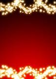 Holiday Frame Stock Image