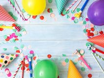 Birthday or party background royalty free stock photography