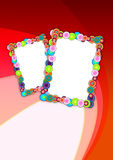 Holiday Frames Royalty Free Stock Images