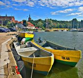 Holiday in Frombork ,Poland