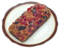 Holiday Fruit Cake Royalty Free Stock Images