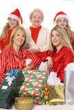 Holiday generations Stock Photos
