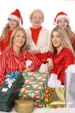 Holiday Generations Stock Photos