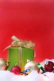 Holiday Gift Stock Photo