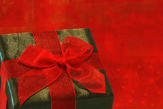 Holiday Gift stock photos