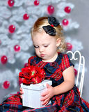 Holiday Gift Royalty Free Stock Photos