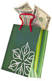 Holiday Gift Budget Royalty Free Stock Photos