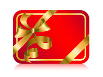 Holiday gift Stock Images