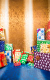 Holiday gifts Stock Photography