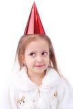 Holiday girl Stock Photo