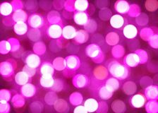 Holiday glowing light background Stock Images