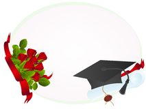 Holiday graduate Royalty Free Stock Photography