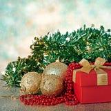 Holiday Greeting Card . Royalty Free Stock Photography