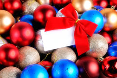 Holiday greeting Royalty Free Stock Image