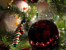 Holiday greetings Stock Images