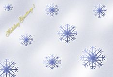 Holiday greetings background Stock Images