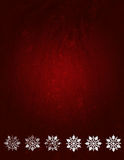 Holiday: Grunge Christmas Snowflake Background Royalty Free Stock Images