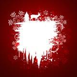 Holiday grunge design Stock Image