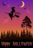 Holiday Halloween Background Stock Photo