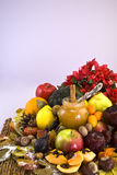 Holiday Harvest Royalty Free Stock Photos