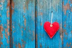 Holiday heart Stock Photo