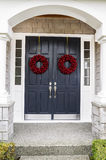 Holiday Home Door royalty free stock images