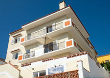 Holiday homes in Portugal Stock Image