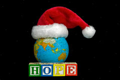 Holiday Hope Royalty Free Stock Images