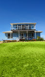 Holiday House. With coastal views Stock Photography