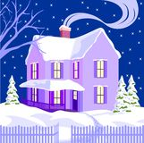 Holiday House Royalty Free Stock Image