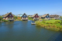 Holiday houses Royalty Free Stock Photography