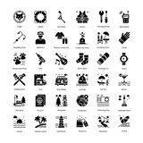 Holiday Icons Pack vector illustration