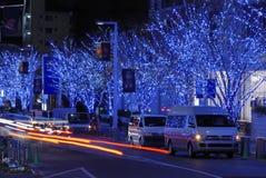 Holiday illumination Stock Photo