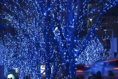 Holiday illumination Royalty Free Stock Image